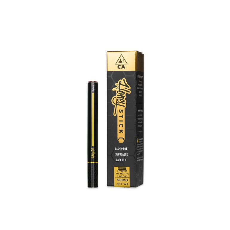 Honey Oil Gelato Thc Disposable Vape Weedmaps
