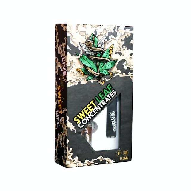 Sweet Leaf Concentrates Distillate Pen Kit - Pineapple