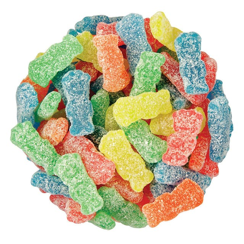 Gummy Sour Kids 420mg