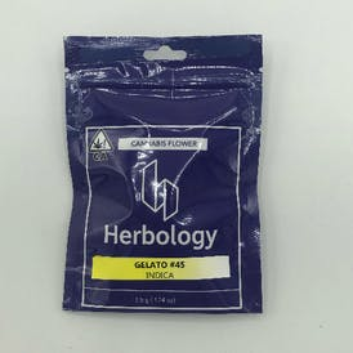 HERBOLOGY - HERBOLOGY - GELATO #45 3.5 GRAMS