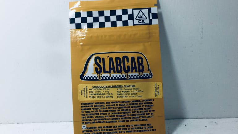 The WEED - Powered by Project Cannabis $5 OFF SLABCAB!!