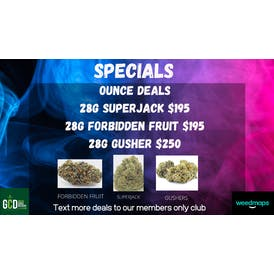 GREEN CROSS DELIVERY 28Gram Special