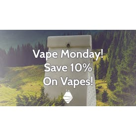 Mountain Remedy - Now Delivering to Antioch! VAPE MONDAY: 10% Off Vapes!