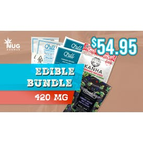 Nug Avenue Edible Bundle Deal!!!