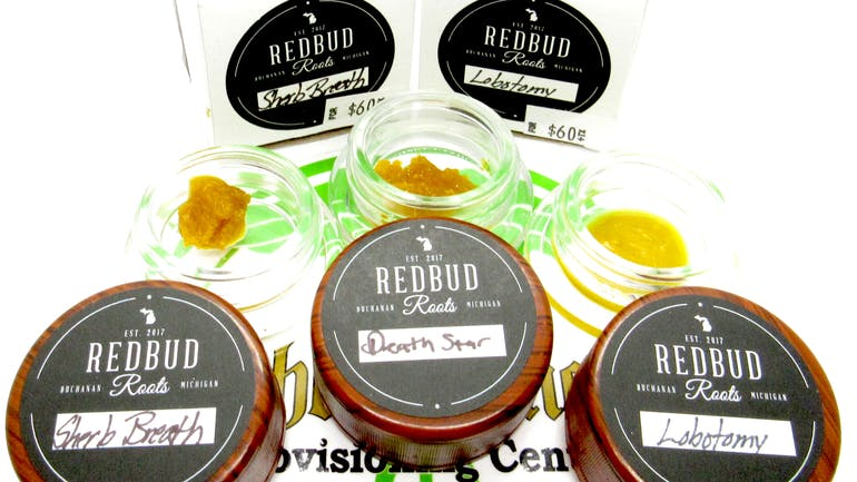 The Station Provisioning Center Redbud Roots 1g $50