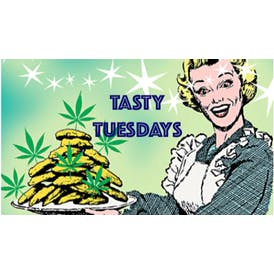 WEEDCo Delivery TASTY TUESDAY!!! EDIBLES!!!