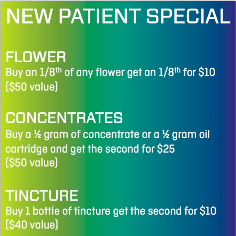 Liberty NEW PATIENT SPECIAL