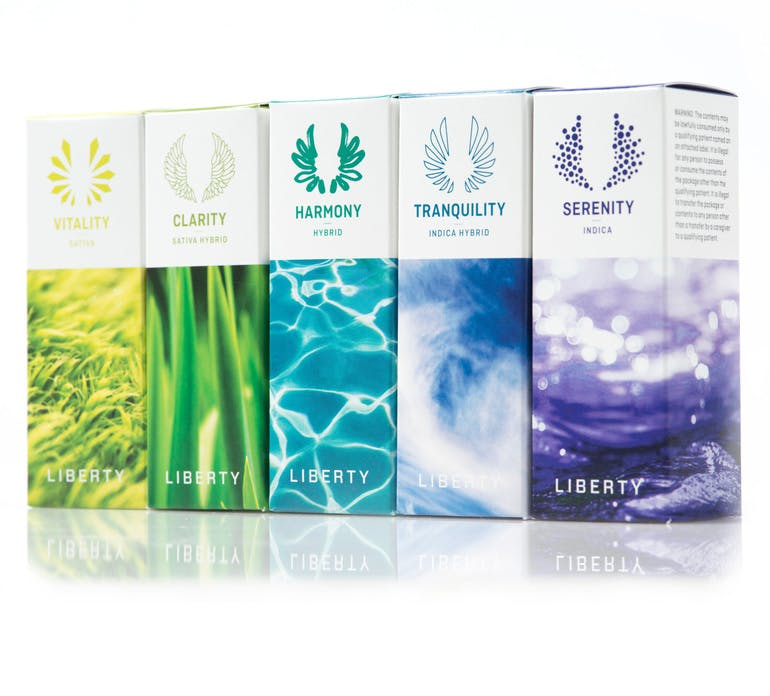 Liberty 50% Off Liberty Tinctures!