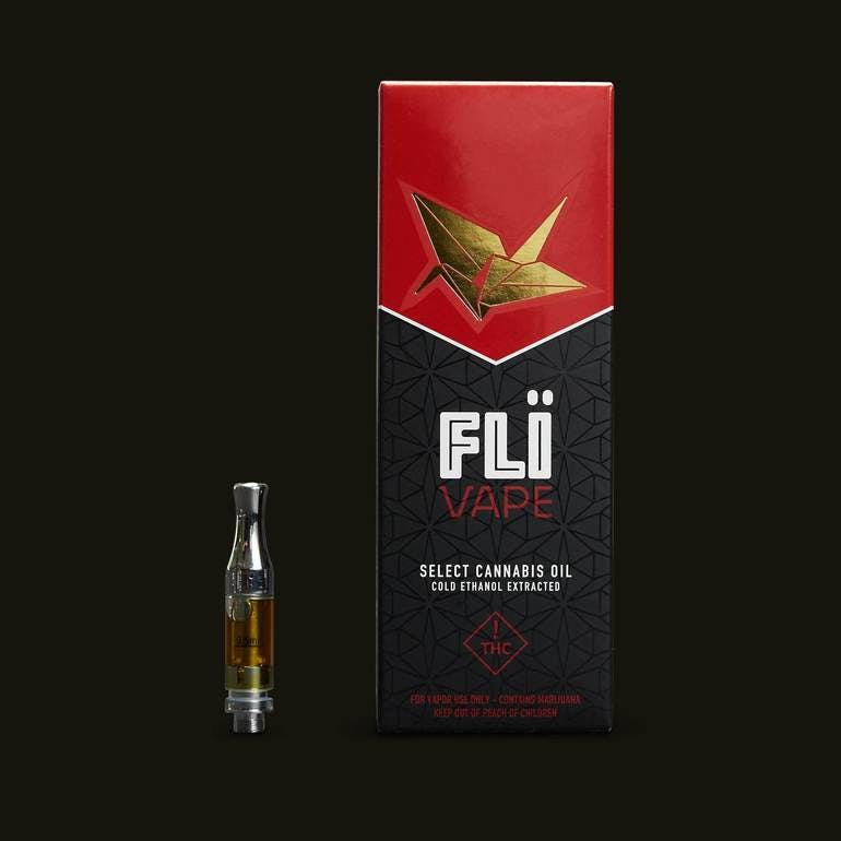 CannaBliss - Napa 4 Co2 Vape Cartridges for $99!