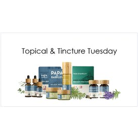 Coachella Lighthouse Dispensary Topical & Tincture Tuesday