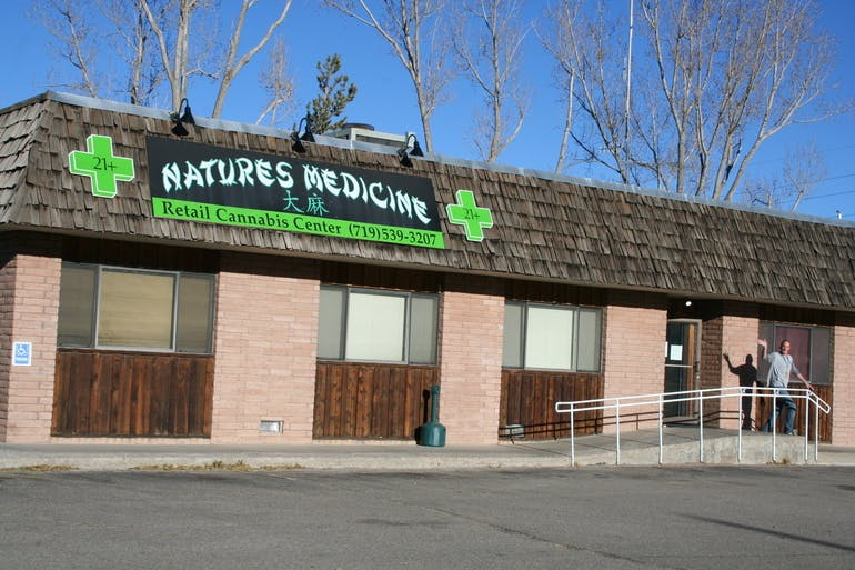 natures medicine salida dispensary weedmaps