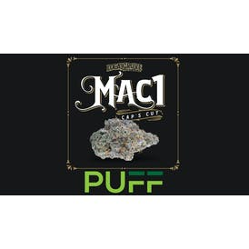 PUFF Traverse City-Medical 5/$199 CAPulator MAC 1/8th Packs