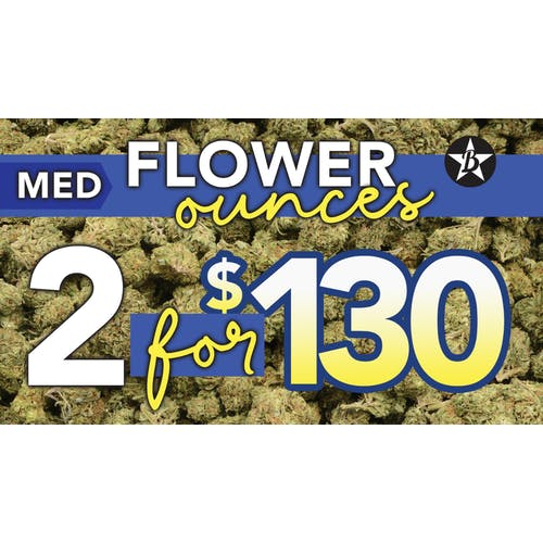 Buddy Boy Umatilla - MED 2 Flower Ounces for $130
