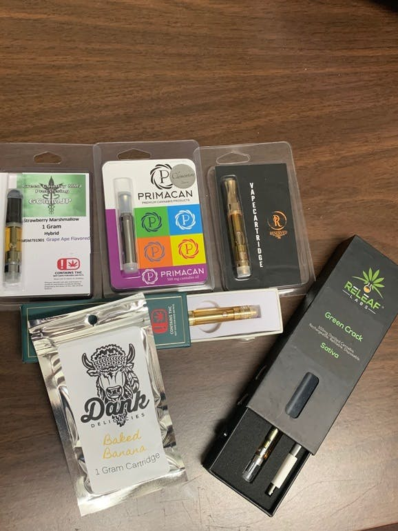 Affordable Medical Cannabis 15% OF ANY VAPE CART ANDY BRAND
