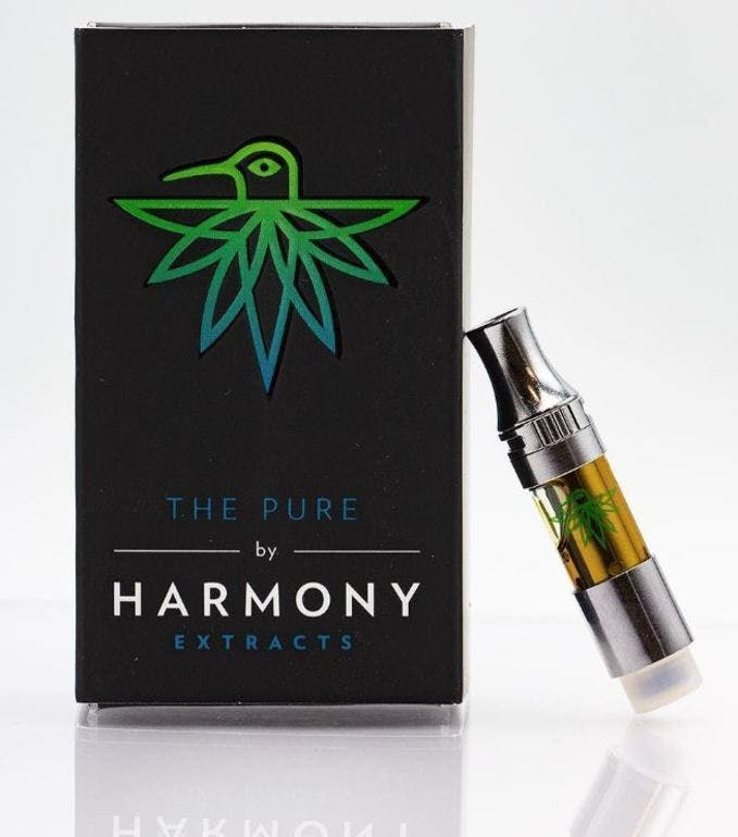 Concentrate - Harmony Extract's Live Nectar Cartridges