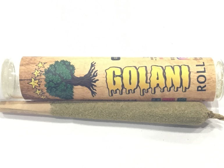 CALI RELEAF CHURCH OF MIEN TAO 2 FOR $20 ON GOLANI ROLLS!