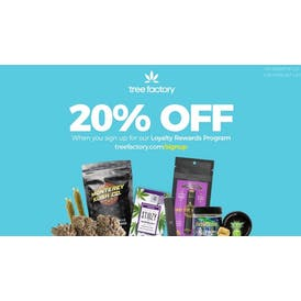 Tree Factory - Port Hueneme Sign Up And Save 20%