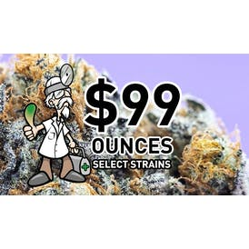 Doctors Orders Denver $99 OZ's Rec Out The Door!