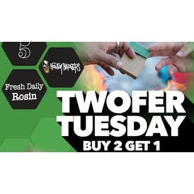 420 Central Twofer Tuesday!
