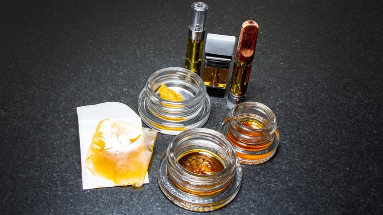 CHOICE PAGE AVE Shatterday! $5 off Concentrates!