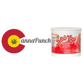 CannaCo 10% off Strawberry Stroop Waffle