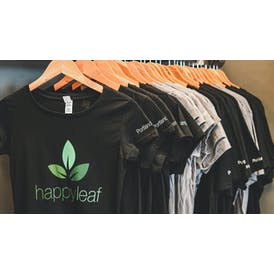 Happy Leaf 20% Off Accessories & Apparel