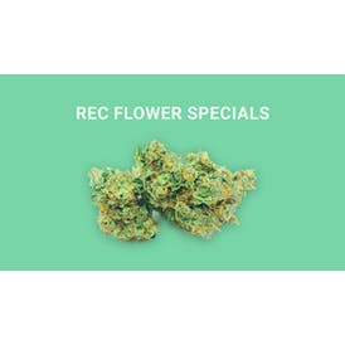 Tweedleaf Boulder REC 1/4 Flower $28 Mids, $38 Top
