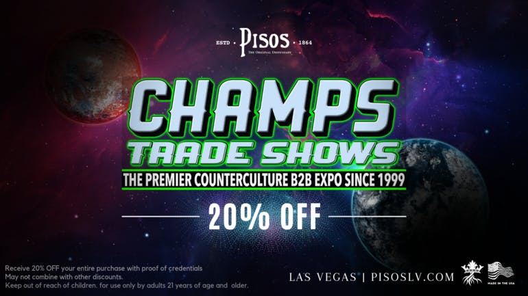 Pisos - Flamingo & S Maryland 20% OFF CHAMPS ATTENDEES