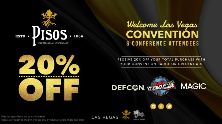Pisos - Flamingo & S Maryland 20% OFF Las Vegas Conventions