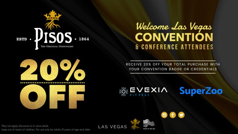Pisos - Flamingo & S Maryland 20% OFF Las Vegas Conventions!!