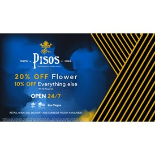 Pisos - Flamingo & S Maryland 20% OFF DEAL!!!