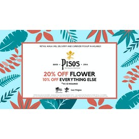 Pisos - Flamingo & S Maryland 20% OFF DEAL!!!!