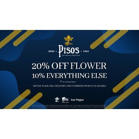 Pisos - Flamingo & S Maryland 20% OFF SALE!!!!!!!