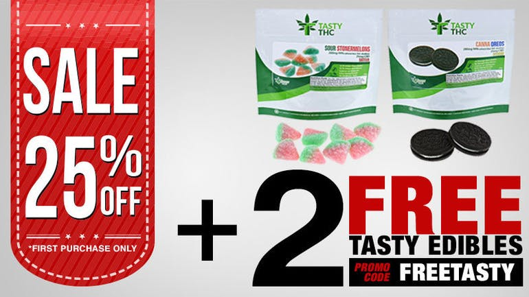 Dank Delivery Online 25% Off & 2 Free Edibles 1st Buy