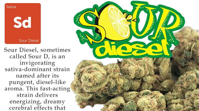 Bleu Diamond 1 oz SOUR DIESEL $112.40
