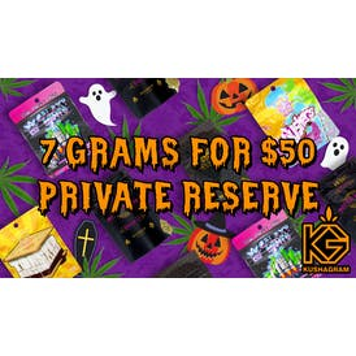 KUSHAGRAM 7 Grams for $50 Private Reserve!
