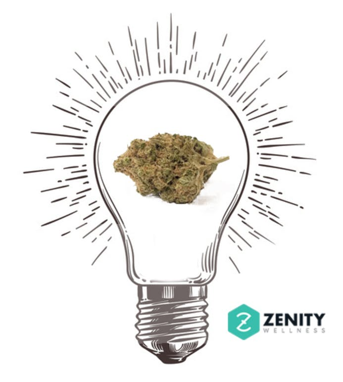 Zenity Wellness - Airpark (Newly Opened) Starduster #10 oz & 1/2 oz