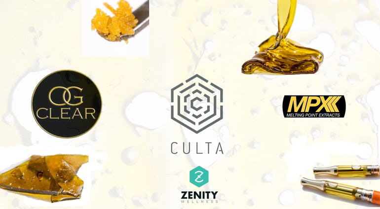 Zenity Wellness - Airpark $10 off all extracts @Zenity
