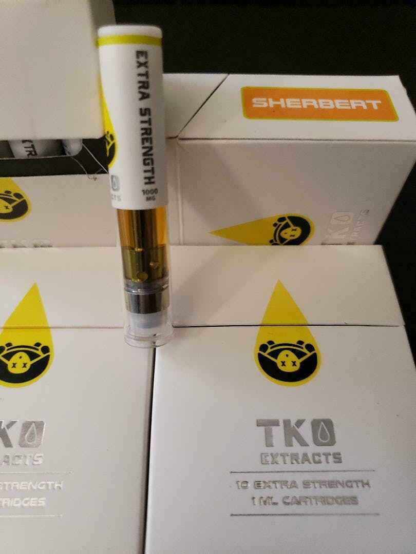 Tko Extracts Extra Strength