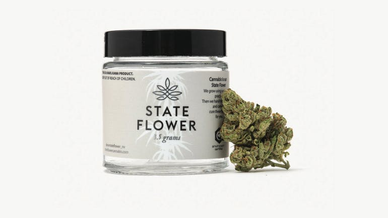 The Apothecarium STATE FLOWER 1/8TH SALE