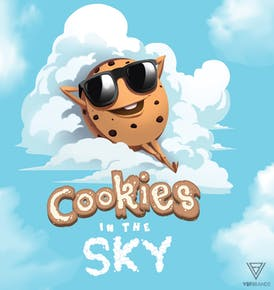 VBF BRANDS   Cookies In The Sky 3.5G