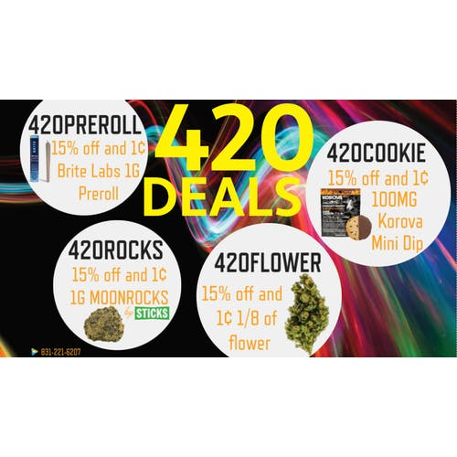 Community Wellness Center 420 DEALS | 15% OFF & FREE GIFT!
