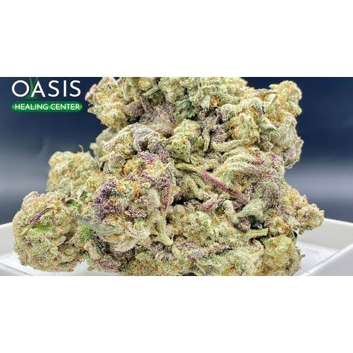 Oasis Healing Center $25 EIGHTHS OUT THE DOOR TIER 3