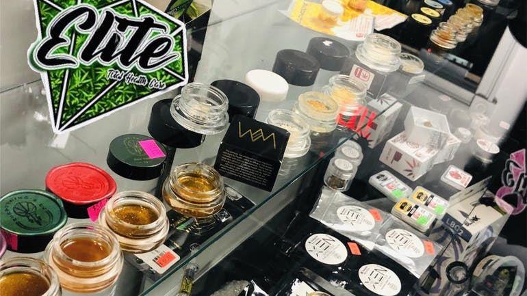 Emerald Elite THC Concentrates 25%off select items
