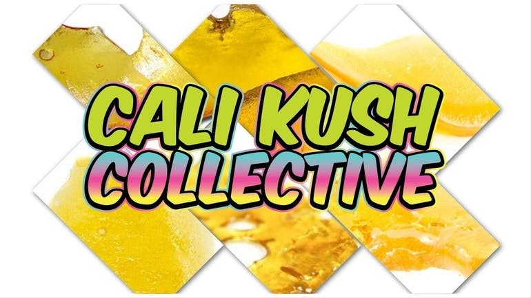 Cali Kush Collective Shatter 4G for $45 | 4G for $70