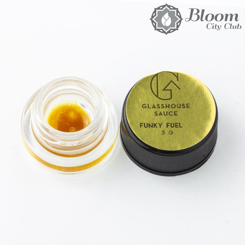 Wax - Sauce - Funky Fuel (Hybrid) Glasshouse