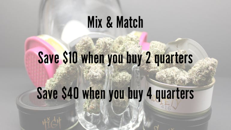 High Society 416 MIX & MATCH - SAVE $