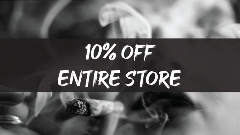 GET SUPPLIED CO 10% OFF ENTIRE STORE!