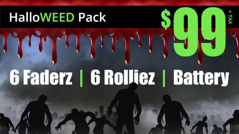 Smoakland - Palo Alto $99 HalloWEED PACK
