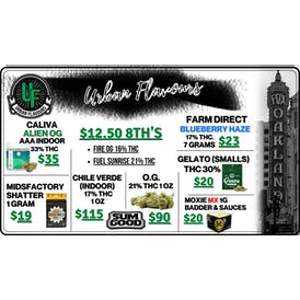 Urban Flavours Delivery - Fremont Get 10% Off Every Order!